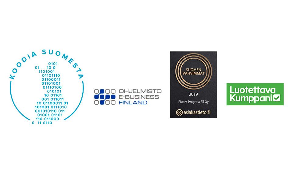 Koodia Suomesta | Suomen vahvimmat | Tilaajavastuu -sertifikaatit